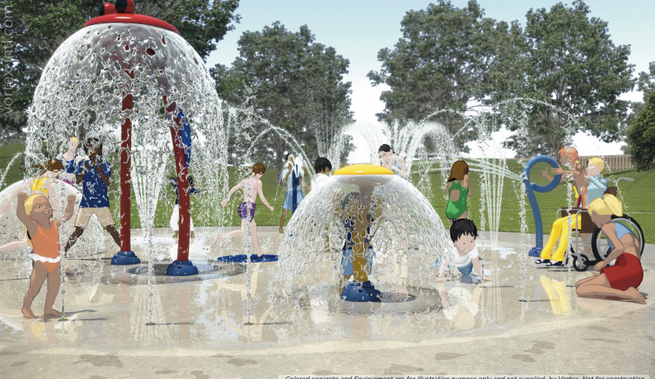 Green Meadows Splashpad 3