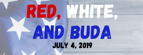 Red, White and Buda Newsletter