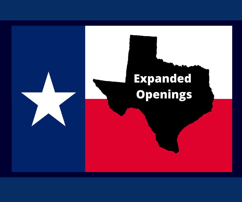 Reopening Texas (2)
