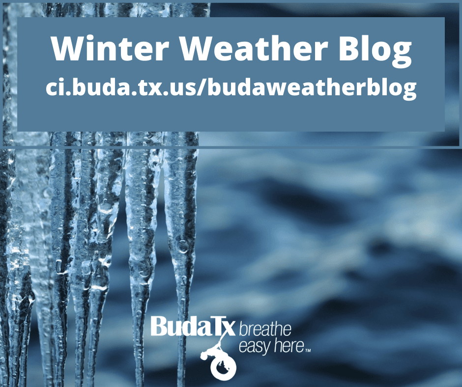 Winter Weather Blog