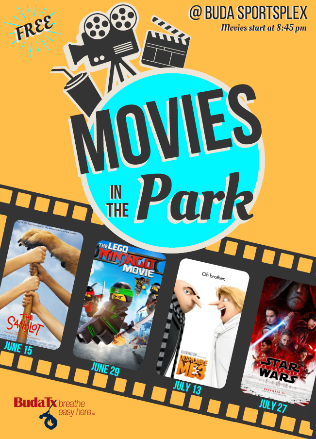 Movies in the Park 2018