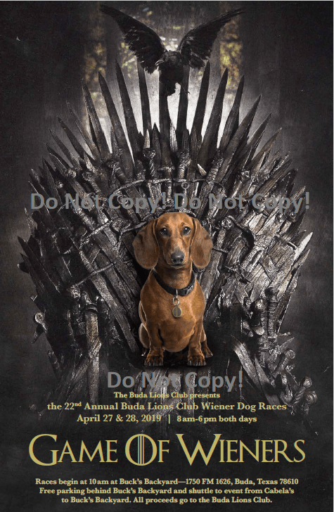 Game of Wieners