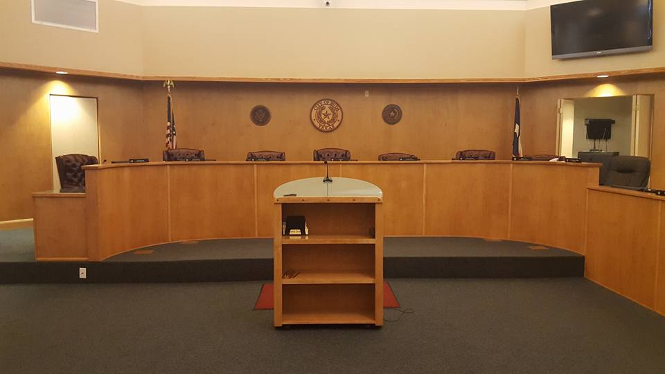 Picture of Council Chambers