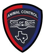 Small Buda PD Animal Control Shdr Patch