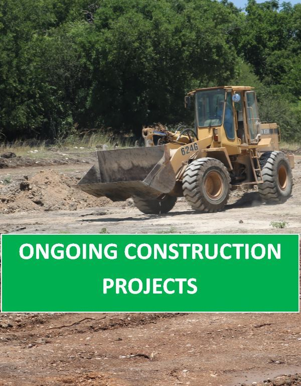 Ongoing Construction Projects