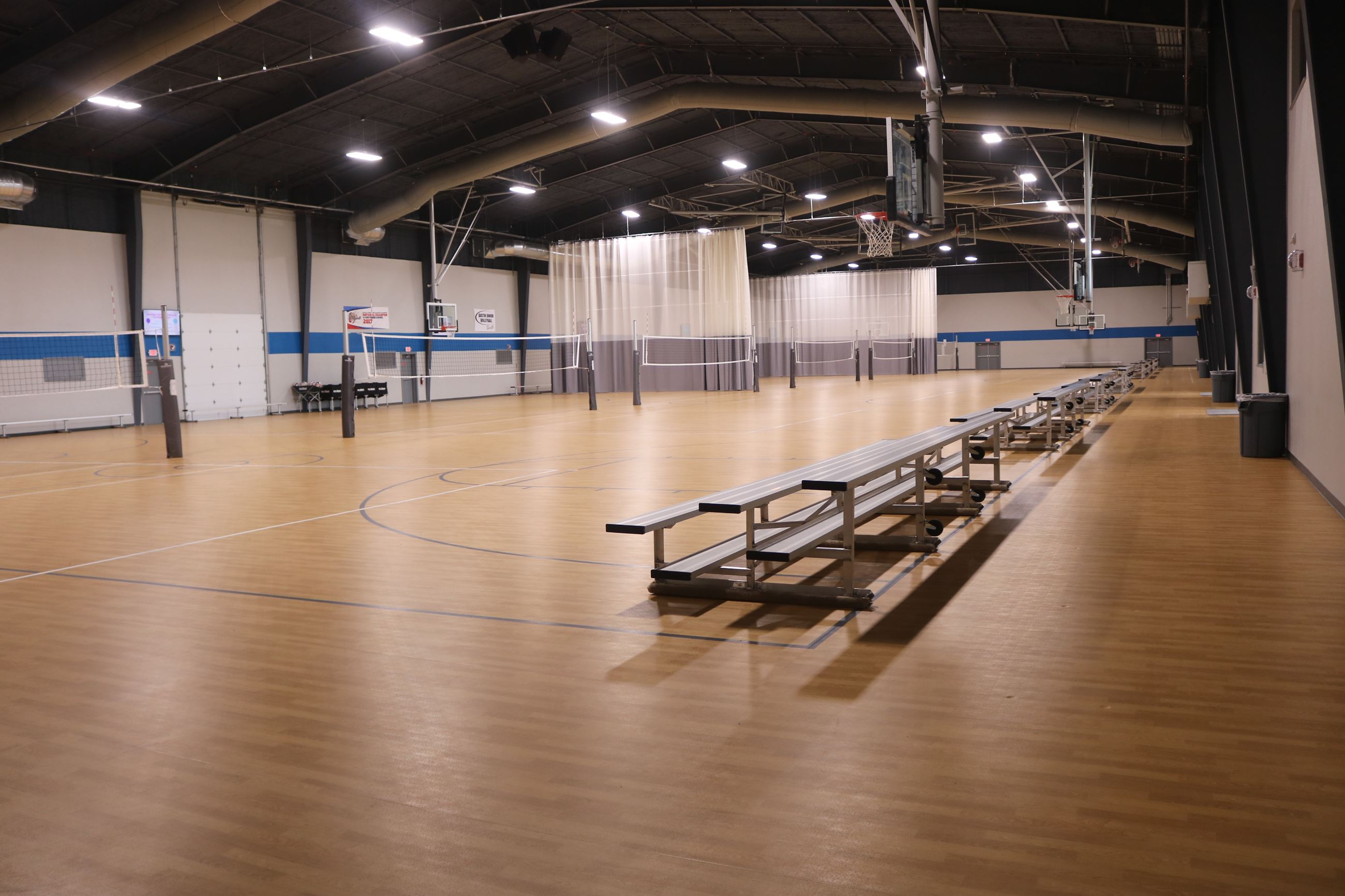 Image of Indoor Volleyball Court