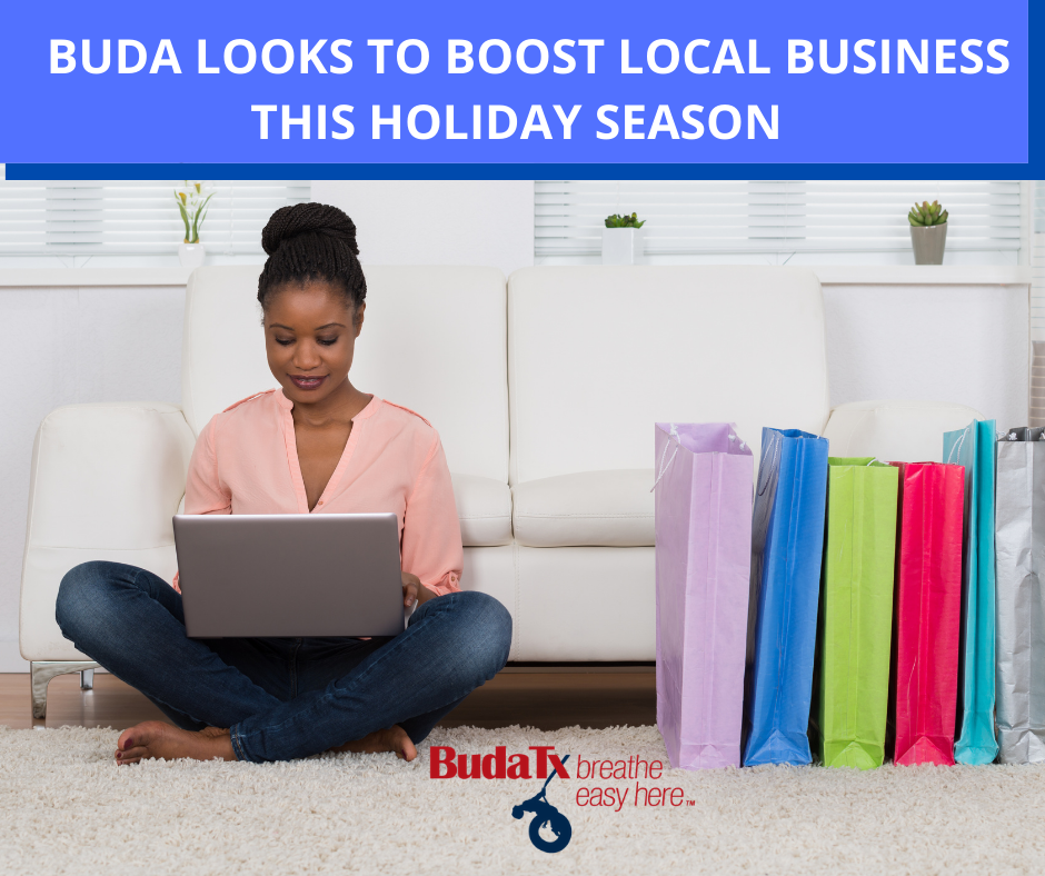 Buda Looks to Boost Local Business this Holiday Season